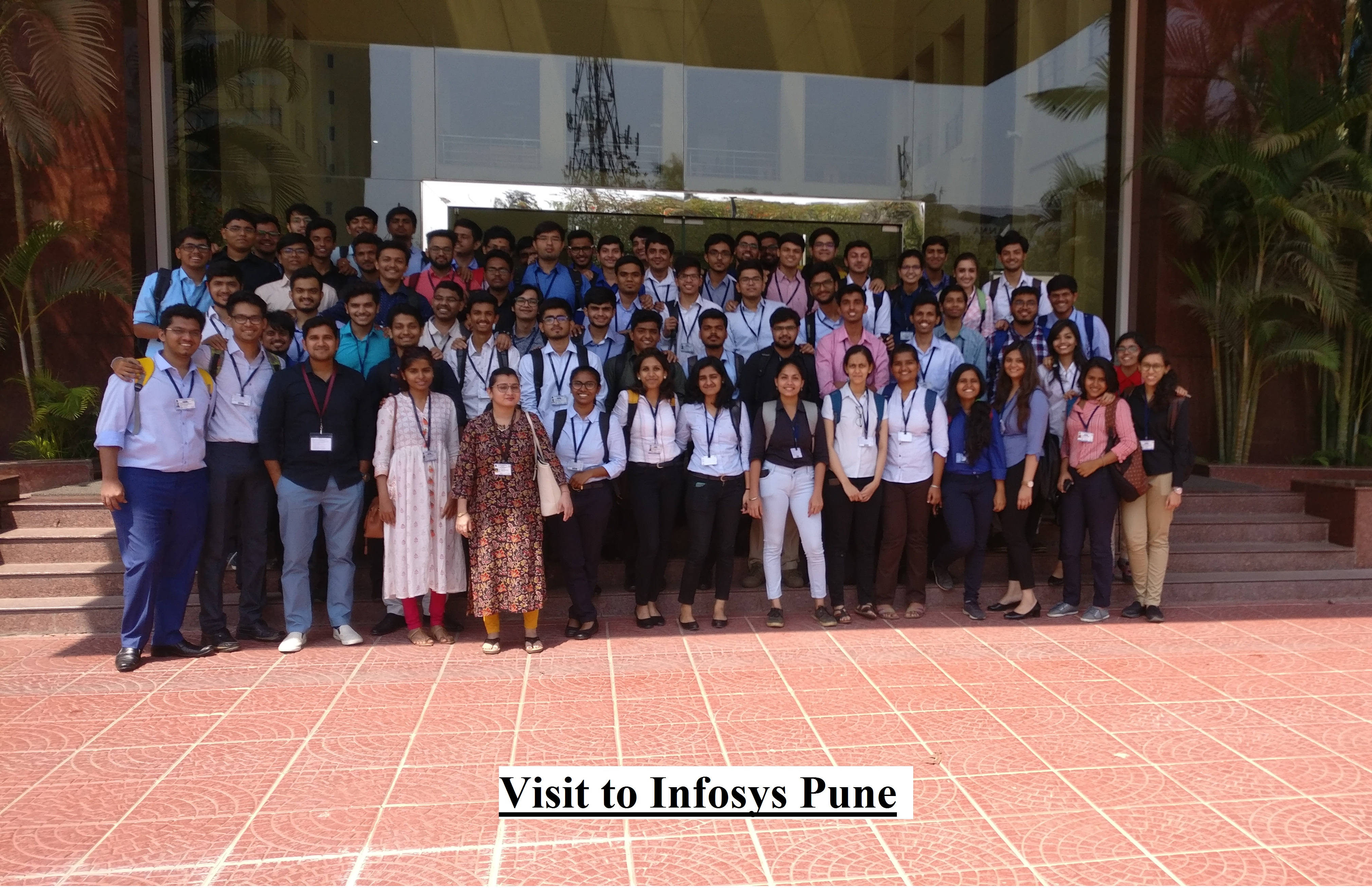 Industrial Visit to Infosys