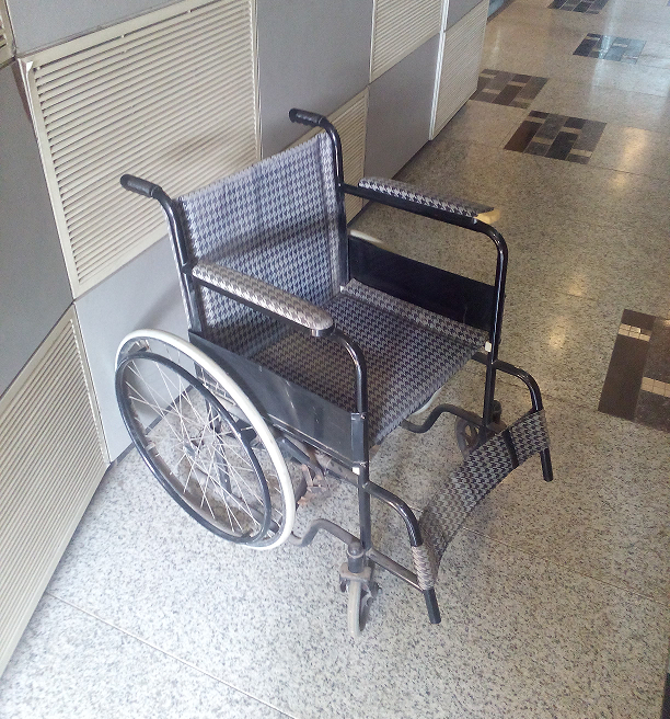 Facilities for Specially abled